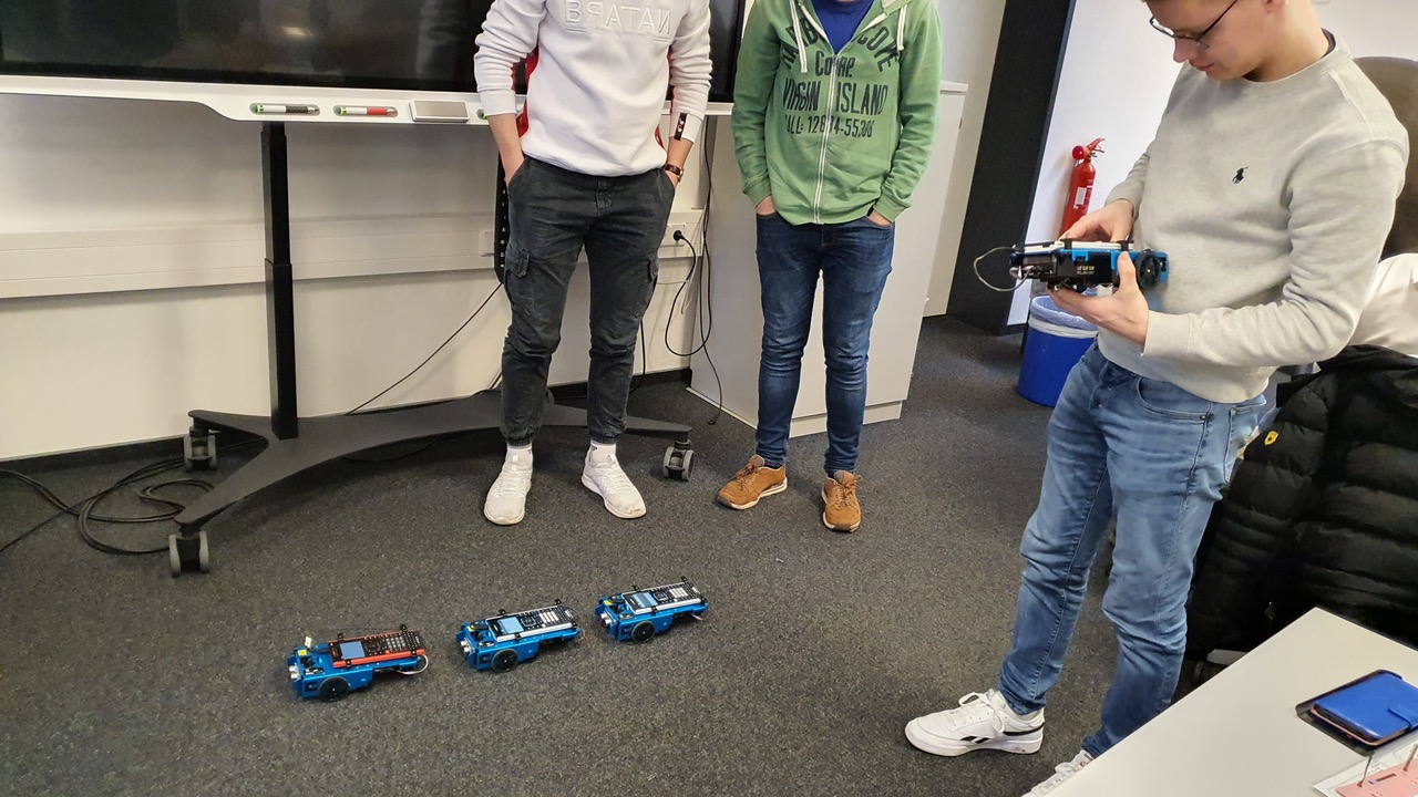 Workshop automomes Fahren