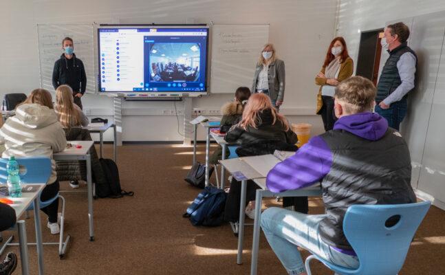 Bild und Ton im Klassenzimmer